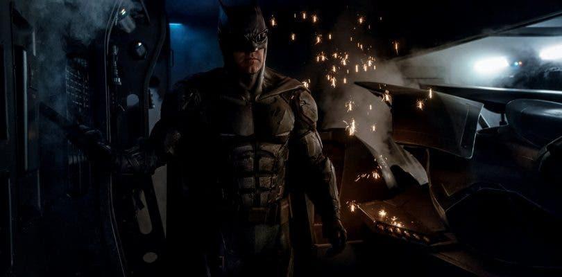Zack Snyder revela una escena de Batman en Justice League