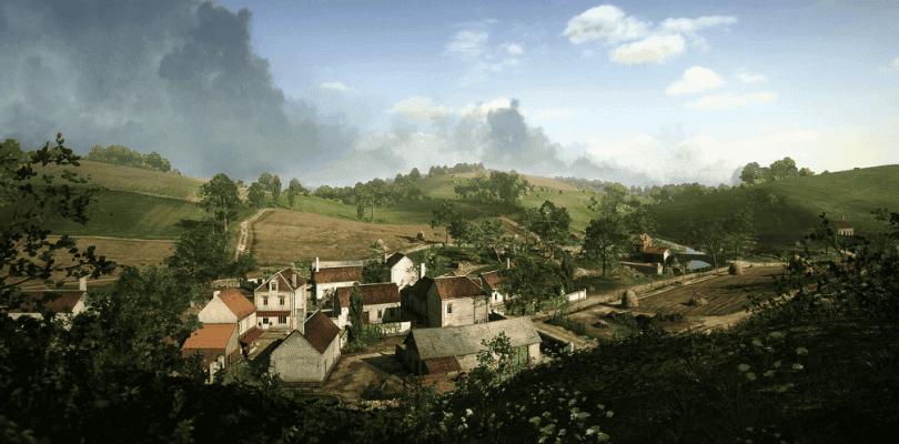 Descubre el mapa Soissons de Battlefield 1: They Shall Not Pass