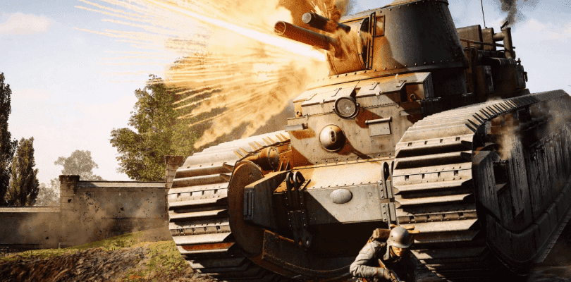 Battlefield 1: They Shall Not Pass estará disponible el 14 de marzo