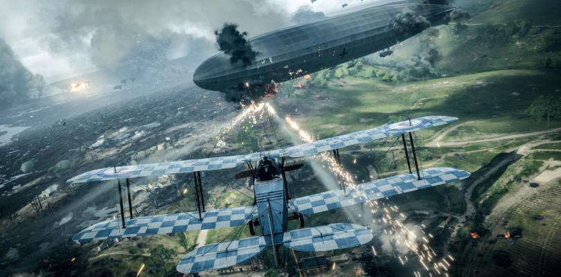 Battlefield 1 recibirá mejoras de netcode con los próximos parches