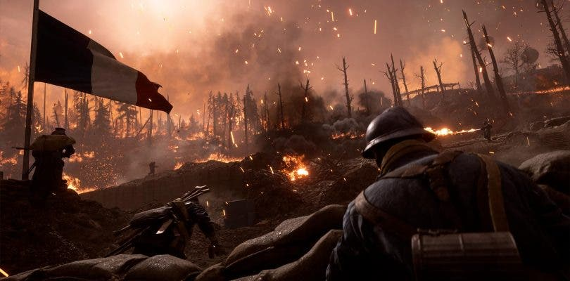 Battlefield 1: They Shall Not Pass tendrá asignaciones en las armas