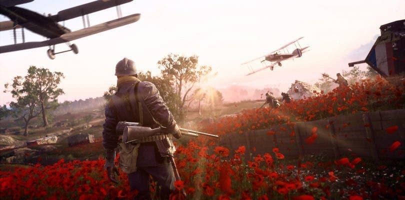 Conoce el mapa Brecha de Battlefield 1: They Shall Not Pass
