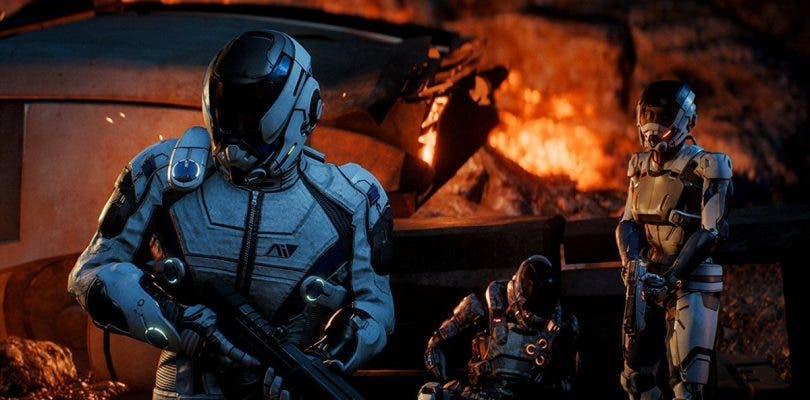 El combate de Mass Effect: Andromeda se detalla en un extenso vídeo