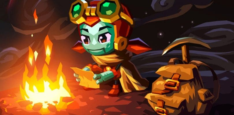 SteamWorld Dig 2 llegará a Nintendo Switch