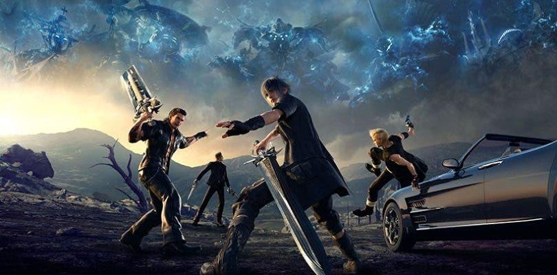 El DLC de trajes Exosuit para Final Fantasy XV se retrasa