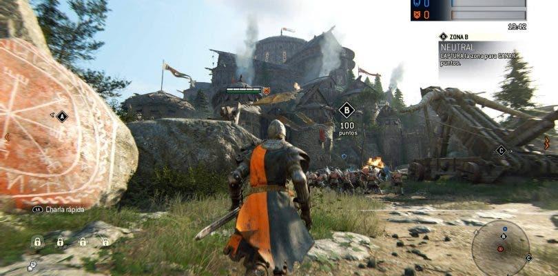Ubisoft comunica el total de jugadores que han disfrutado For Honor en un año