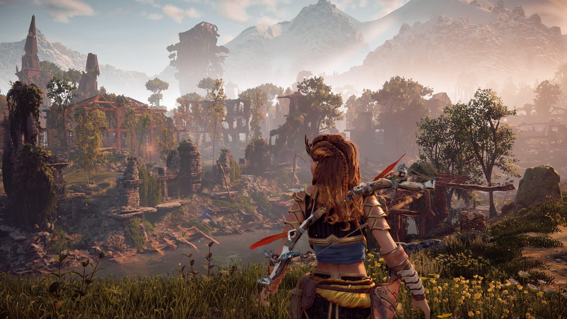 Imagen de Horizon Zero Dawn para PC aparece listado y los rumores aumentan