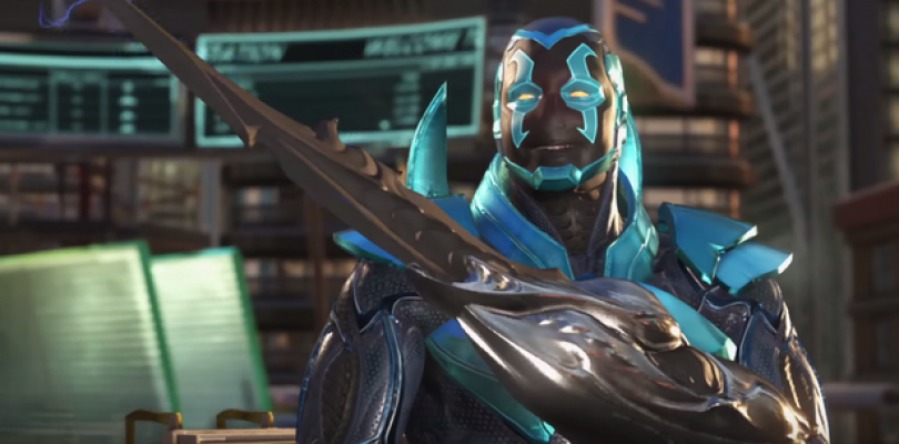 La beta de Injustice 2 recibe al personaje Blue Beetle