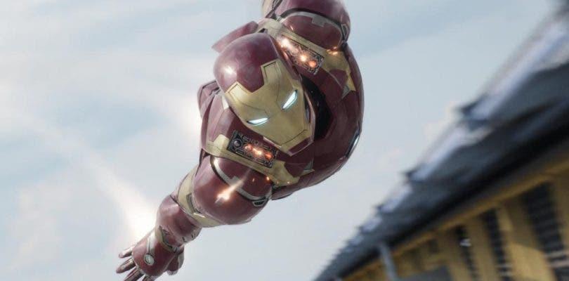 Iron Man podría estrenar nueva armadura en Spider-Man: Homecoming