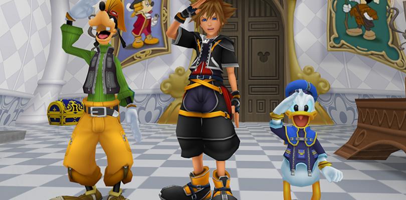 Square Enix muestra la edición limitada de Kingdom Hearts 1.5+2.5