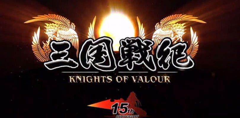 Knights of Valour llegará a Europa en el mes de febrero
