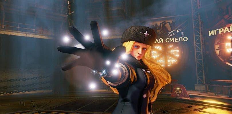 Kolin se une a la lucha en Street Fighter V