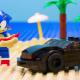 Sonic presenta a Knight Rider en el nuevo vídeo de LEGO Dimensions