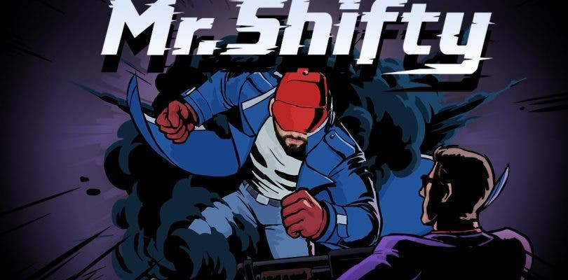 Mr Shifty llega a PC y Switch y estrena tráiler de lanzamiento