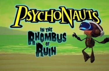 Descubre el nuevo tráiler de Psychonauts in the Rhombus of Ruin