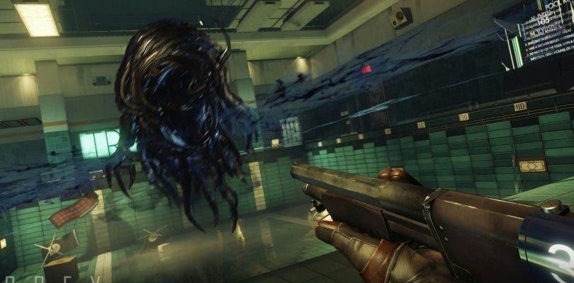 La nueva actualización de Prey añade soporte para PlayStation 4 Pro
