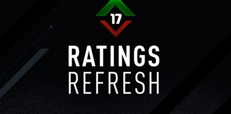 Ratings Refresh de la Liga BBVA en FIFA 17 Ultimate Team