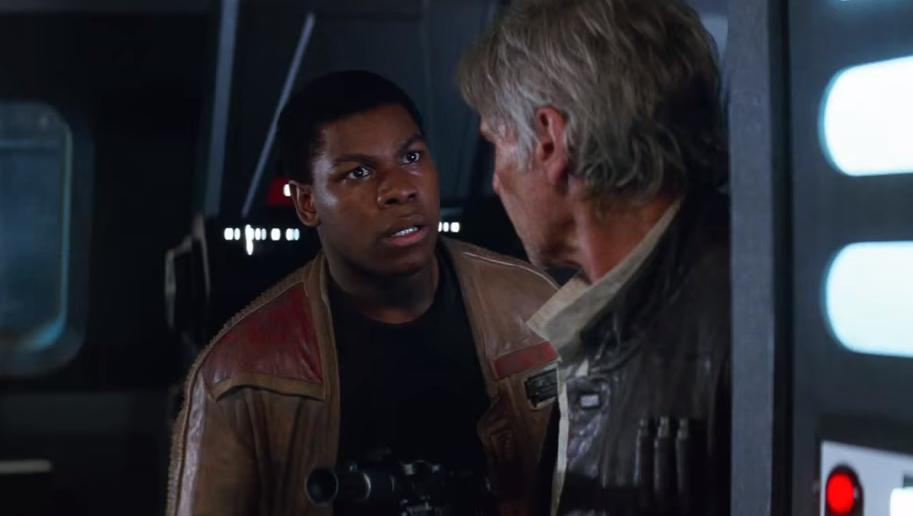 Imagen de Se revela la posible misión de Finn en Star Wars: The Last Jedi
