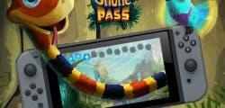 La edición física de Snake Pass estará a la venta en unas pocas semanas