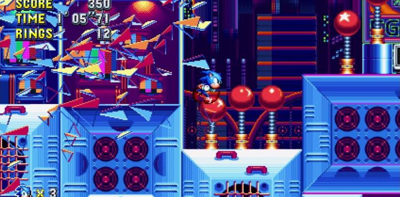 Sonic Mania