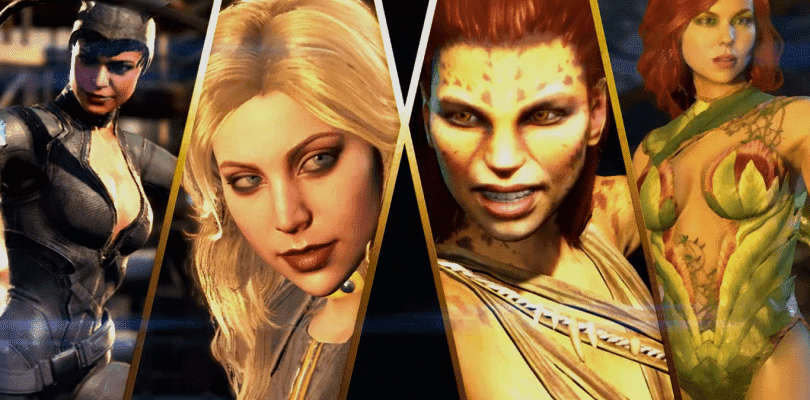 Cheetah, Catwoman y Poison Ivy se confirman para Injustice 2