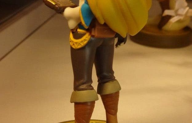 The Legend of Zelda: Breath of the Wild amiibo Princesa Zelda