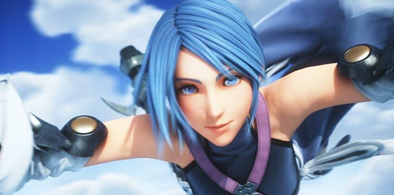Square Enix muestra el Play Arts Kai de Aqua de Kingdom Hearts