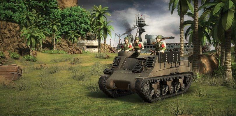 Battle Islands: Commanders se muestra en un nuevo vídeo