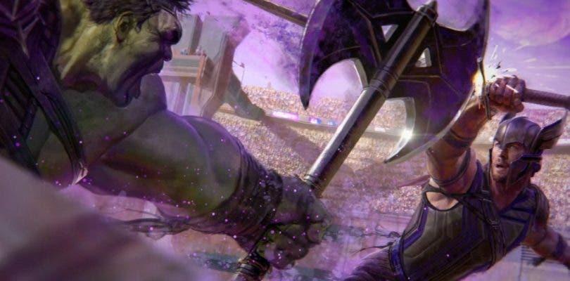 Thor: Ragnarok deja ver a algunos de sus nuevos aliens