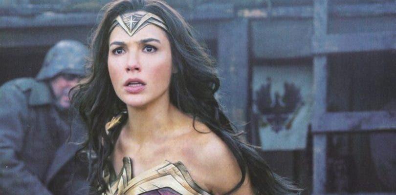 Nuevas imágenes y artes conceptuales de Wonder Woman