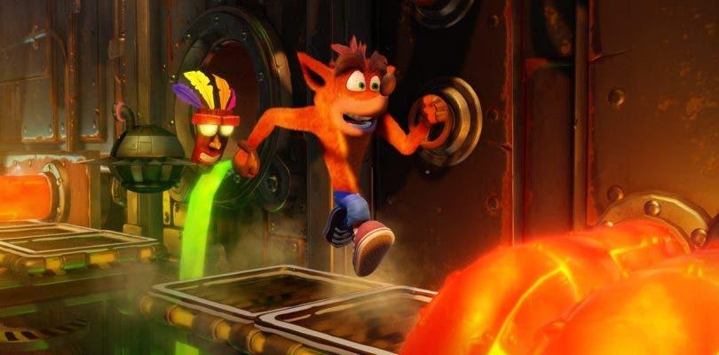 Activision pone fecha a Crash Bandicoot N Sane Trilogy