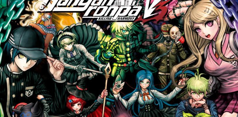 Danganronpa V3: Killing Harmony enseña un nuevo gameplay en el E3 2017