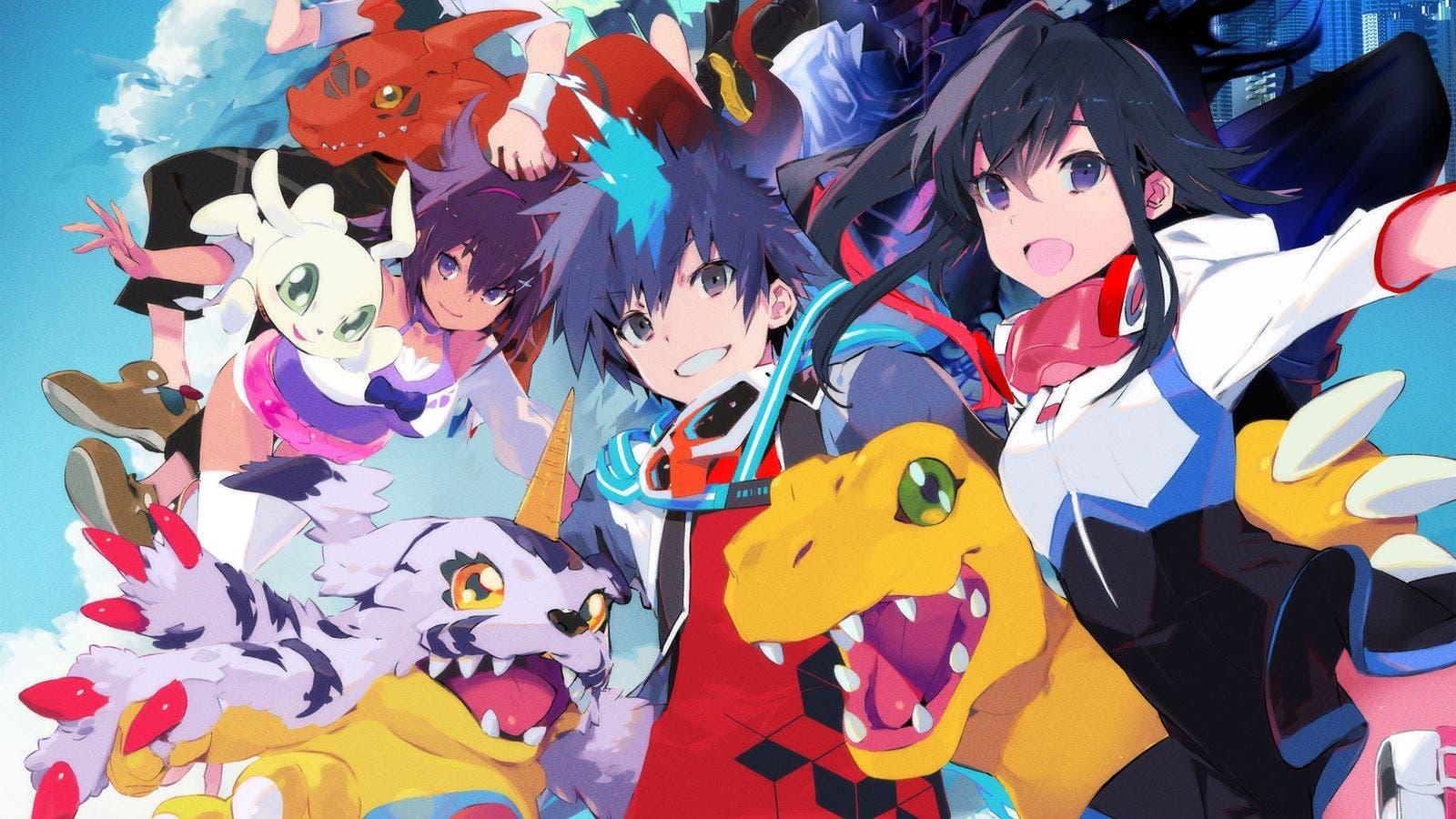 Imagen de Análisis Digimon World: Next Order