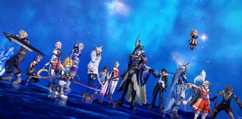 Dissidia Final Fantasy podría abrirse paso hacia los eSports