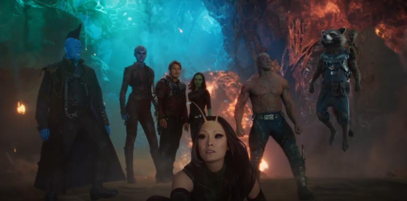 Guardianes de la Galaxia Vol. 2 impresiona con su último tráiler