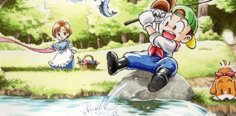 Harvest Moon 64 aterrizará en la eShop de Wii U mañana
