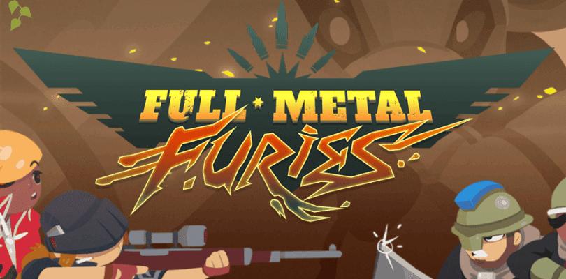 El equipo responsable de Rogue Legacy presenta Full Metal Furies