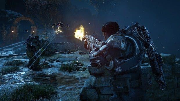 Imagen de Gears of War 4 recibe la actualización de enero
