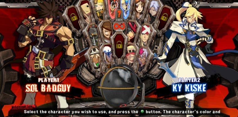 Guilty Gear Xrd Rev 2 llegará finalmente a Occidente