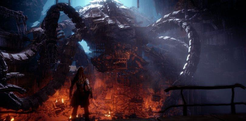 Horizon Zero Dawn se luce mostrando la potencia de PS4 Pro