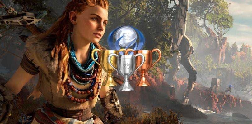 Guía de trofeos de Horizon Zero Dawn. ¡Consigue el platino!