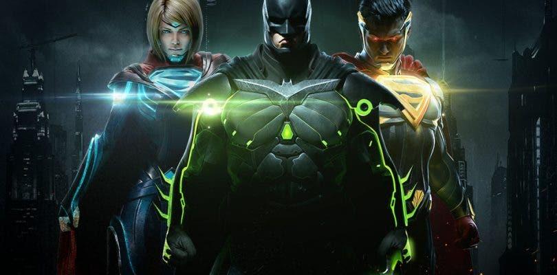 Prueba gratuitamente Injustice 2 en Xbox One y PlayStation 4