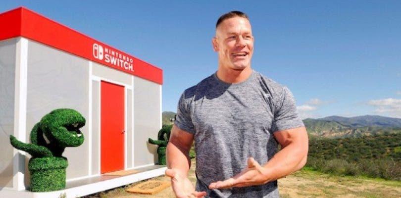 El luchador John Cena da su opinión sobre Switch