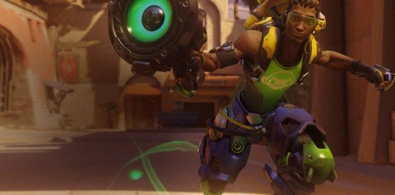 Lúcio, de Overwatch, llega a Heroes of the Storm