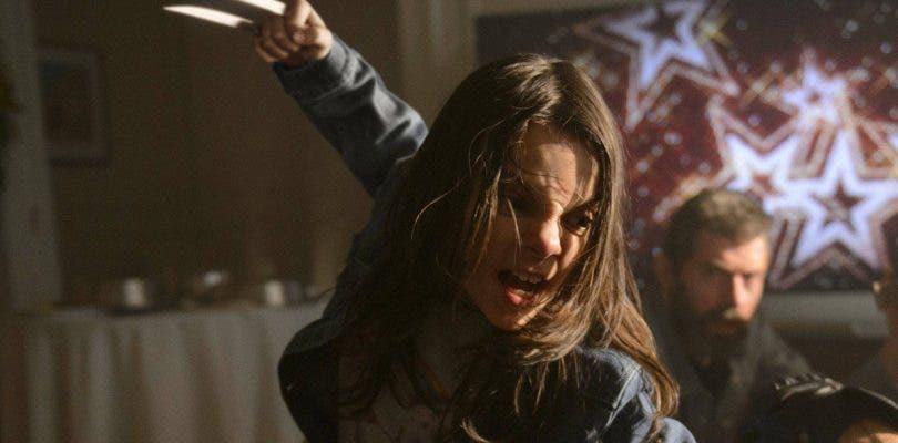 Laura protagoniza el último y extraño tráiler de Logan