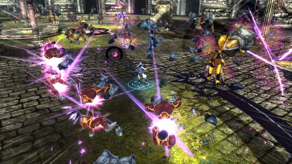 Malicious Fallen para PlayStation 4