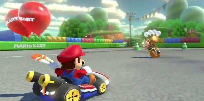 """Nuevos detalles del """"Modo Batalla"""" de Mario Kart 8 Deluxe de Switch"""