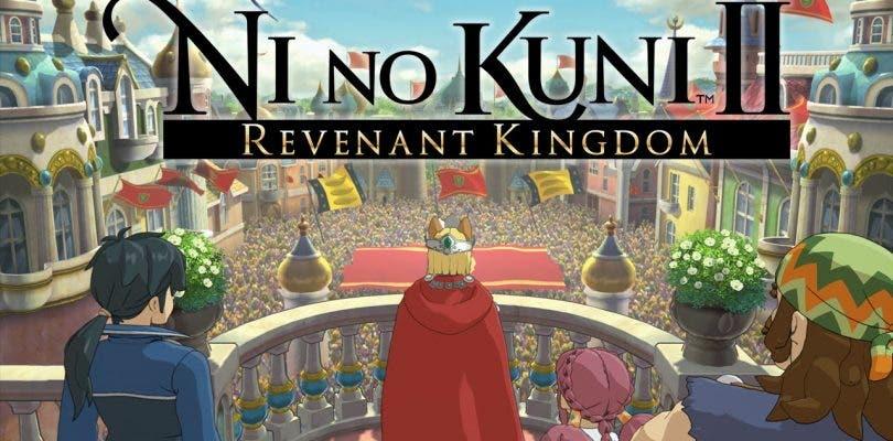 Ni no Kuni 2 expone ciertos detalles de su sistema de juego