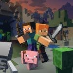 Llega a Minecraft: Wii U Edition el Glide Mini Game