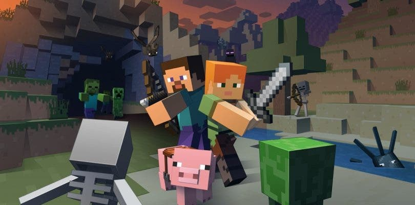 Minecraft: Nintendo Switch Edition no contará con chat de voz